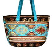 Turkish Velvet Handbag-3