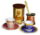 Turkish Coffee Cup Set-his & hers