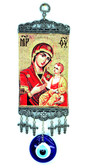 Evil Eye Wall Decor-Mary and baby Jesus-9