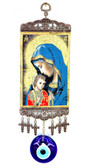 Evil Eye Wall Decor-Mary and baby Jesus-8