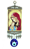 Evil Eye Wall Decor-Mary and baby Jesus-7