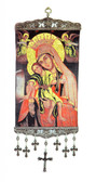 Wall Hanging-Large-Mary and baby Jesus-5