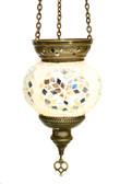 Turkish Glass Mosaic Lantern-medium-3