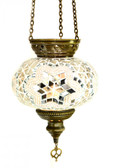 Turkish Glass Mosaic Lantern-#11
