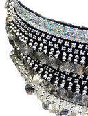 Belly Dance Hip Scarf-12