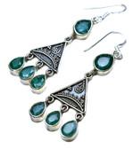 Sterling Silver Earrings-4