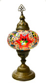 Glass Mosaic Lamp #14