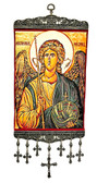 Saint Michael Icon Wall Decor-large