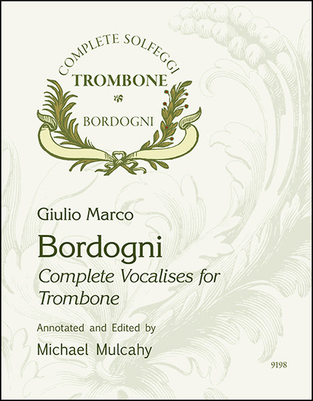 This new Bordogni edition contains all 120 vocalises in one volume. This book is essential for trombonists.