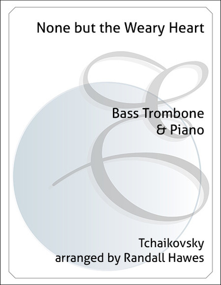 "Also known as ""None but the Lonely Heart"", this is Tchaikovsky's most popular vocal melody."