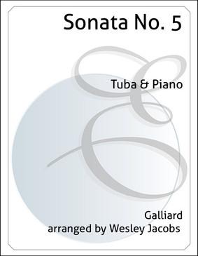 Sonata No. 5 - Galliard