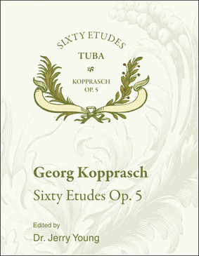 Kopprasch 60 Etudes for Tuba Op. 5