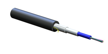 012ESF-T4101D20: Corning 12 Fiber FREEDM® LST™ Gel-Free Riser Cable, Single-Mode