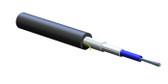 012KSF-T4130D20: Corning 12 Fiber FREEDM® LST™ Gel-Free Riser Cable, 62.5 µm