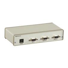 VGA 2-Channel Video Splitter, 115-VAC