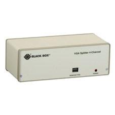 VGA 4-Channel Video Splitter, 230-VAC