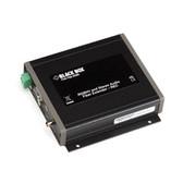 VGA/Stereo-Audio Fiber Extender Receiver, (1) ST Optical Input, (1) RGB Output, (1) 3.5-mm Audio Output