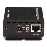 Compact CAT5 Audio/Video Receiver