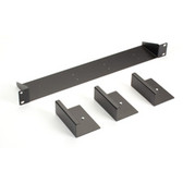 ServSwitch Dual-Head DVI Extenders Rackmount Kit, 19in, 1U