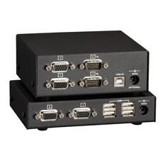 ServSwitch Brand USB Micro Extender Kit, Dual-VGA