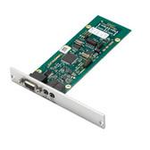 DKM HD Video and Peripheral Matrix Switch Transmitter Modular Interface Card, Expansion Interface Bidirectional Analog Audio plus RS-232