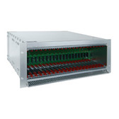 DKM HD Video and Peripheral Matrix Switch Modular Housing, 21-Slot Chassis with Power Supply and Redundancy Option