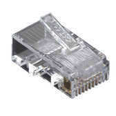 CAT5e Value Line Modular Plug, Unshielded, 100-Pak