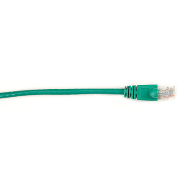 CAT6 Value Line Patch Cable, Stranded, Green, 2-ft. (0.6-m)