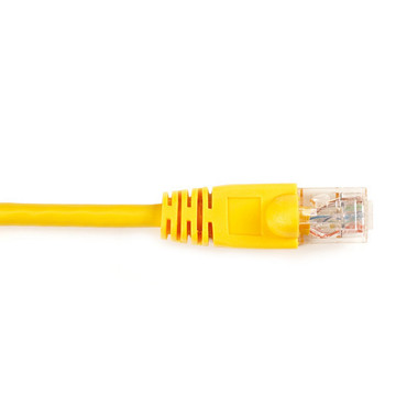 CAT6 Value Line Patch Cable, Stranded, Yellow, 25-ft. (7.5-m), 10-Pack