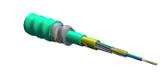 012T88-33180-A3: Corning 12 Fiber MIC® Interlocking Armored Plenum Cable, 50 µm, OM3