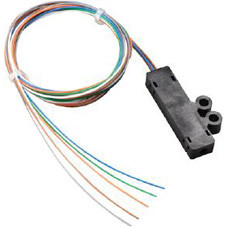 Fan-Out Kit, 6-Fiber Buffer Tube, 36-in.