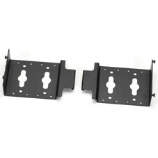 Dual PDU Mounting Brackets for 24in Wide Elite Cabinets, 2-Pack
