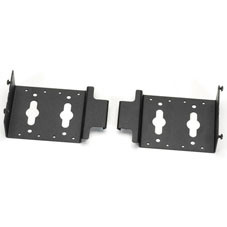 Dual PDU Mounting Brackets for 30in Wide Elite Cabinets, 2-Pack