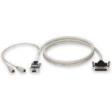 ServSwitch User Cable, PS/2 Coax, Low-Smoke, Zero Halogen, 10-ft. (3.0-m)