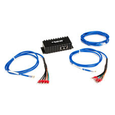 AlertWerks Digital I/O Sensor, (2) RJ-45 to (8) Dry Contacts, with 5-ft. (1.5-m) Cable