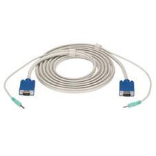Premium VGA Cable with Audio