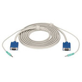Premium VGA Cable with Audio
