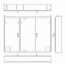 8611214-12FS   B-Line by Eaton Solutions