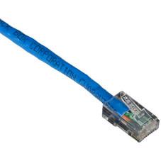 GigaTrue CAT6 Channel Patch Cable with Basic Connectors, Blue, 50-ft. (15.2-m)