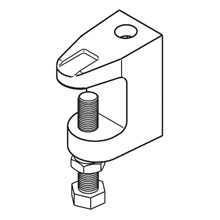 B3033-3/8HDG   B-Line by Eaton Solutions
