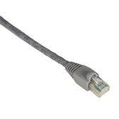 GigaTrue CAT6 Channel 550-MHz Patch Cable (UTP), Snagless Boots, Gray, 2-ft. (0.6-m)