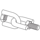 B446-3/8ZN | B-Line by Eaton Solutions