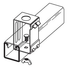B616S-7/8ZN   B-Line by Eaton Solutions