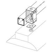 B616TG-9/16ZN   B-Line by Eaton Solutions