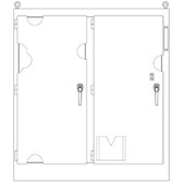 MFD727818-12FS | B-Line by Eaton Solutions