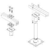 SB315A084FB | B-Line by Eaton Solutions
