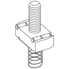SN228-1 1/4ZN   B-Line by Eaton Solutions