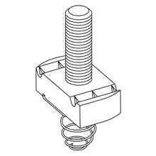 SN525-3/4ZN   B-Line by Eaton Solutions