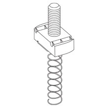 SN725-11/4ZN | B-Line by Eaton Solutions