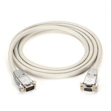 DB9 Serial Null-Modem Cable